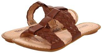 Børn Zelda (Rust Full Grain Leather) - Footwear