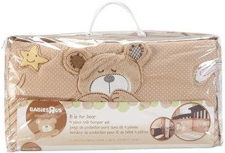 Babies 'R' Us Babies R Us B Is For Bear Bumper Set
