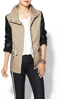 Juicy Couture Olive & Oak Khaki Jacket