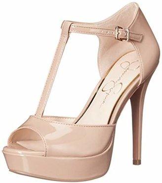 Jessica Simpson Women's Js-Bansi Platform Pump $39.99 thestylecure.com