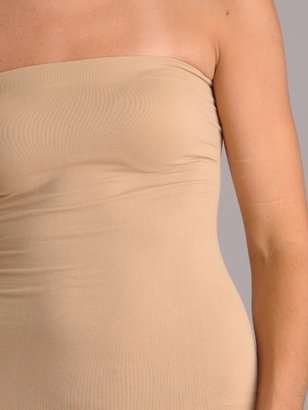 Luxe Junkie Seamless Side Ribbed Tube Top