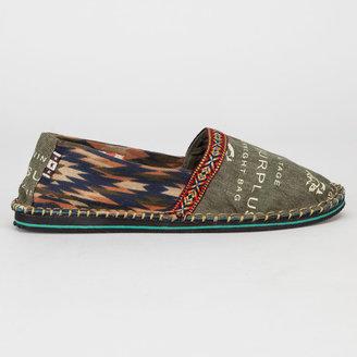 TIGERBEAR REPUBLIK Hicky Womens Shoes
