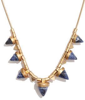 Madewell Bluestone Necklace