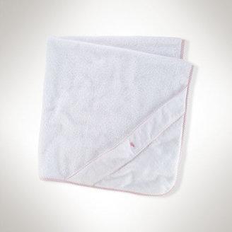 Ralph Lauren Striped Hooded Towel