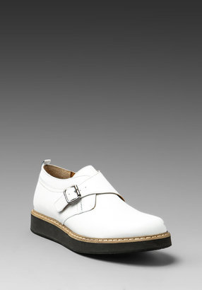 McQ by Alexander McQueen Monk Short Boot