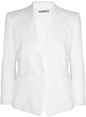 Helmut Lang HELMUT Stretch cotton-blend twill blazer