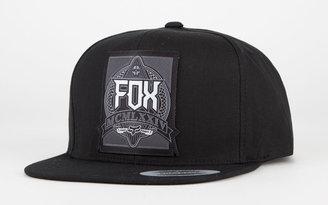Fox All Night Mens Snapback Hat