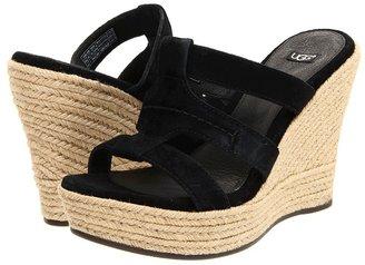 UGG Tawnie (Black) - Footwear