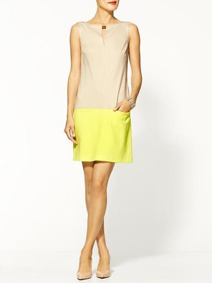 Trina Turk Leatrice Shift Dress