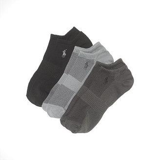 Polo Ralph Lauren Sport Sock 3-Pack