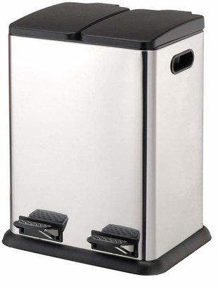 Neu Home 2-Compartment Recycling Bin