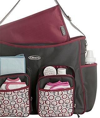 Graco Finley Diaper Bag