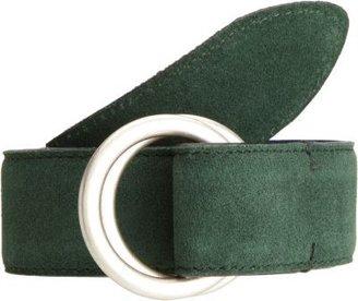 Barneys New York Contrast Lined Belt