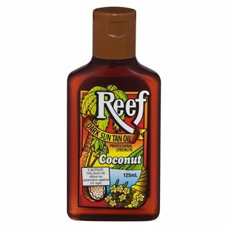 Reef Coconut Scented Tanning Oil 125 mL