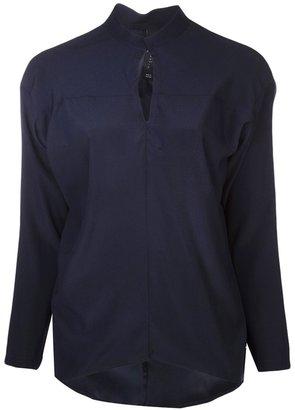 Zero Maria Cornejo long sleeve blouse