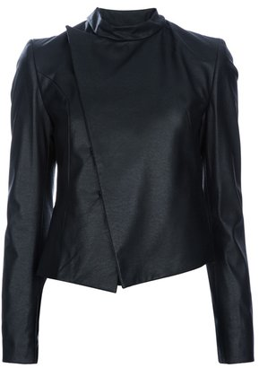 A.F.Vandevorst 'vexed' jacket