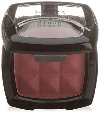 NYX Cosmetics Powder Blush, Silky Rose $5 thestylecure.com