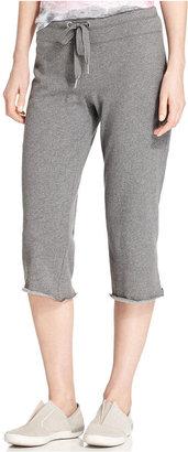 Calvin Klein Pants, Cropped Sweatpants