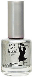 TheBalm Hot Ticket Nail Polish, Don't Metal In My Business 0.5 oz (14.17 g)