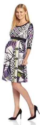 Olian Women's Maternity Brigitte Dress