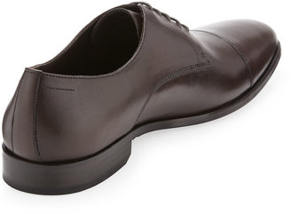 HUGO BOSS Mation Lace-Up Derby, Dark Brown