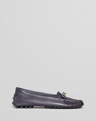 Tory Burch Driving Moccasin Flats - Ludlow