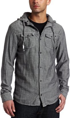 Buffalo David Bitton Men's Seaper Woven Shirt