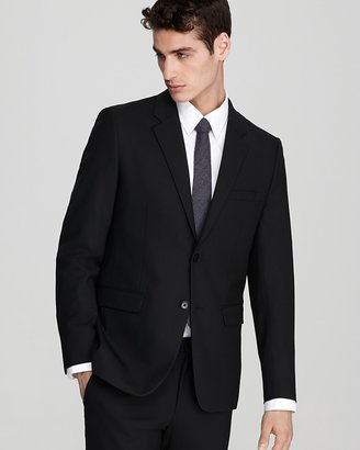 Theory Xylo Tailor Sport Coat in Black