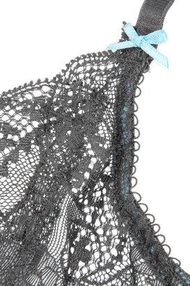 Elle Macpherson Intimates Gentle Jade lace underwired bra