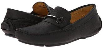 Massimo Matteo Driver With Bit (Cognac Pitstop w/ Bit) Men's Flat Shoes