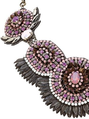 Deepa Gurnani Mergers And Acquisitions Necklace