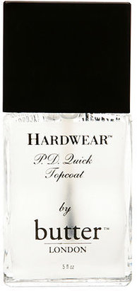 Butter London Hardwear PD Quick Topcoat 0.5 oz (15 ml)