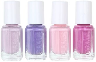 Essie Wedding Collection 4 Piece Cube (Multi) - Beauty