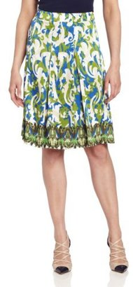 Jones New York Women's Pleat Skirt