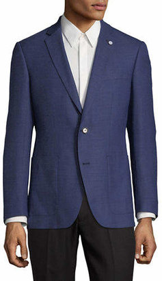 Ted Baker NO ORDINARY JOE Wool-Blend Two Button Blazer