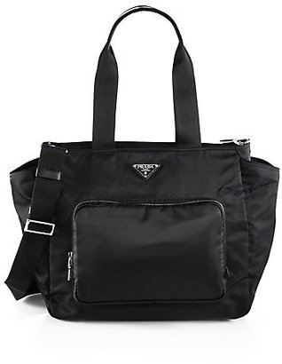 Prada Nylon Baby Bag