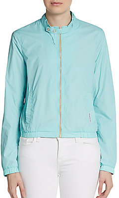 Members Only Iconic Nylon Zip Jacket