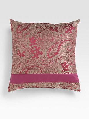 Etro Paisley Jacquard Accent Pillow