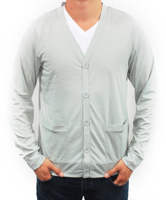 Filthy Etiquette Charles Cardigan Gray