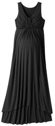 Merona Maternity Sleeveless Maxi Dress