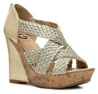 G by Guess Excela Wedge Sandal