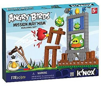 JCPenney Angry Birds Mission Mayhem Playset