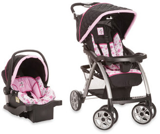 Bed Bath & Beyond Disney® Saunter Luxe Travel System in Floral Minnie Print