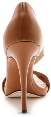 Brian Atwood Chryssa Knotted Sandals