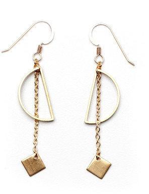 Garnett Jewelry Parsons Earrings