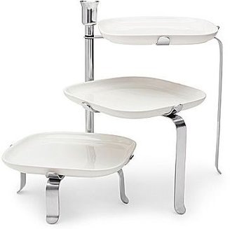 Michael Graves Design 3-Tier Plate Stand