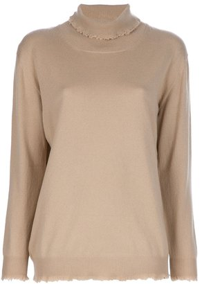 Tomas Maier roll neck sweater