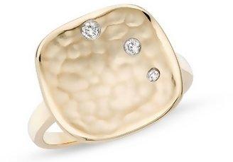 Ice.com 14K Gold Diamond Ring