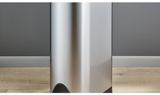 Crate & Barrel simplehuman ® 30-Liter/8-Gallon Stainless Steel Butterfly Step Trash Can