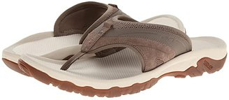 Teva Pajaro (Brown) Men's Toe Open Shoes